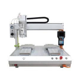 佛山瑞德鑫四轴平台自动点胶机扬声器封装及点胶