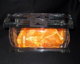 水晶骨灰盒 (SJ-005)