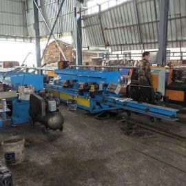 数控五机头钢筋弯箍机 五柱机箍筋机 大型自动成型机