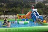 四川廣場大型兒童水樂園多種樣式工藝先進