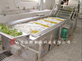 江苏圣女果去杂清洗机 自动化生产的果蔬清洗机