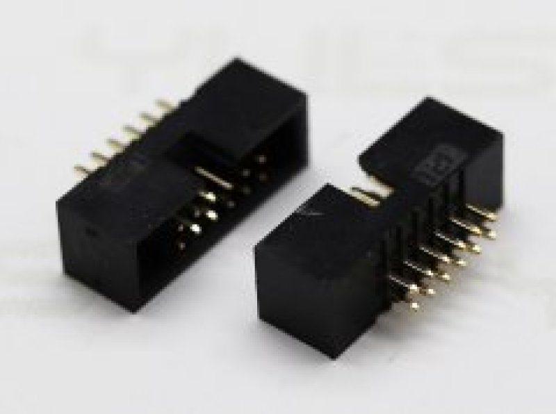 PCB連接器172-1.27mm 簡牛180度