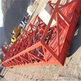 加蛟龙的8米三滚轴振动梁 13米混凝土三滚轴摊铺机
