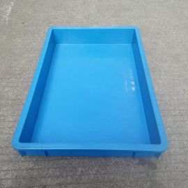 塑料方盤 塑料物流周轉箱 HDPE塑料方盤