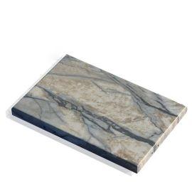 廠家定做石紋鋁單板2.5mm鋁單板表面處理規格定制