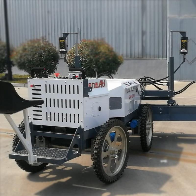 混凝土自動攤鋪機廠家直銷 混泥土路面整平機