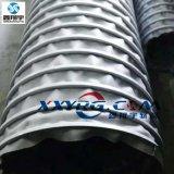 訂製耐800度高溫風管,電廠通風排氣管,阻燃防火伸縮通風軟管