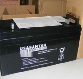 山特6-GFM-120 12V120AH铅酸免维护蓄电池 UPS/EPS电源直流屏电池