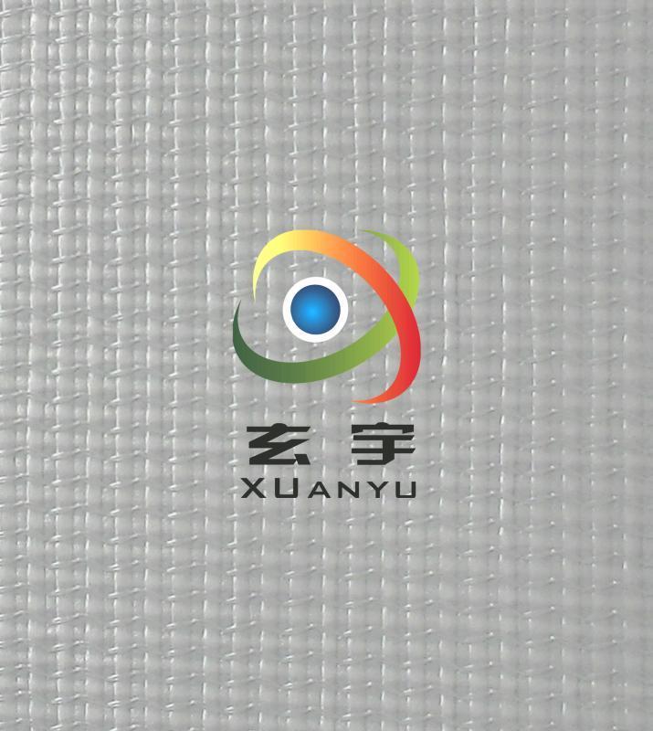 廠家直銷戶外廣告帶底白色噴繪pvc網格布 廣告布 燈箱布 安全網