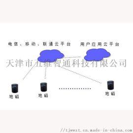 车位检测器 NB-IoT 电信云转用户云