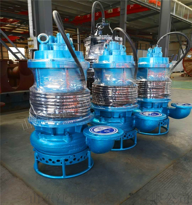 搅拌型排污泵|耐磨性采沙泵泵 自吸式清淤泵