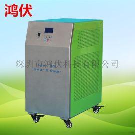 6KW太陽能逆變器 光伏逆變器自帶UPS防停電模式