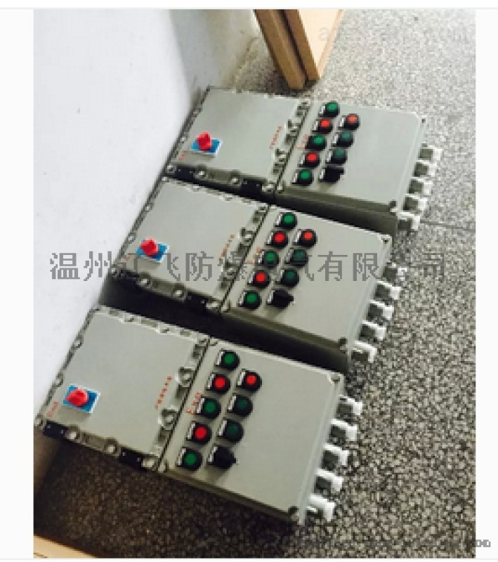BQD53-12防爆電磁啓動器