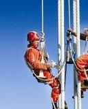 高空吊繩塗料翻新,吊繩打膠,吊繩施工作業