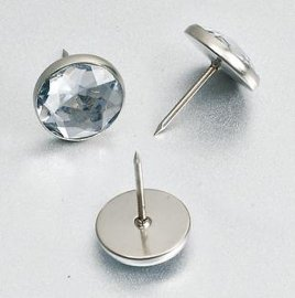 厂家直销外贸水晶泡钉 水晶扣 水晶钉 YHD-71
