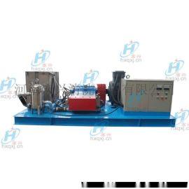 1000KG超高压清洗机 三相电驱动工业除锈高压清洗机