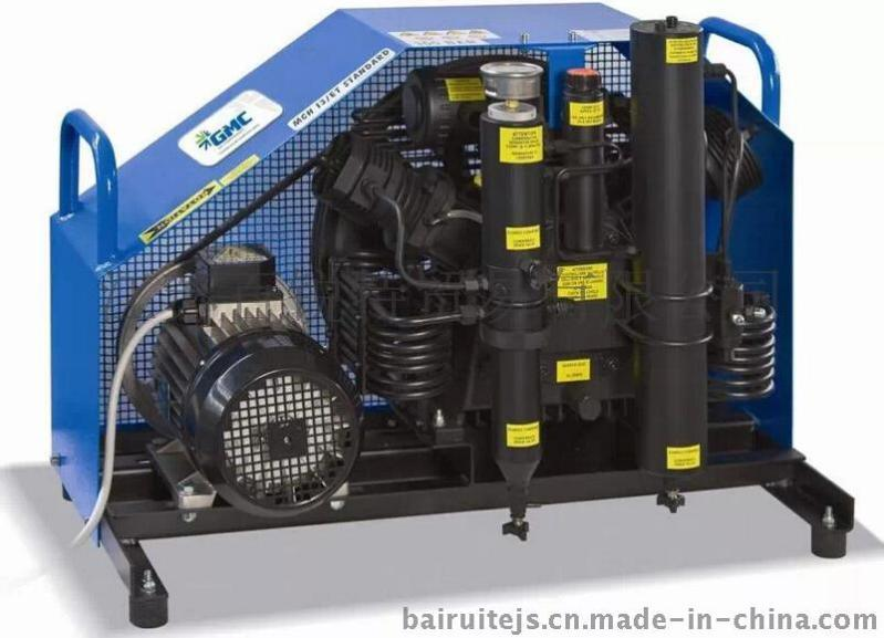 MCH-13呼吸器充气泵 高压空气压缩机 IP55防护等级三相马达驱动