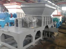 大型油漆桶破碎机生产厂家 时产20T塑料粉碎机多少钱一台
