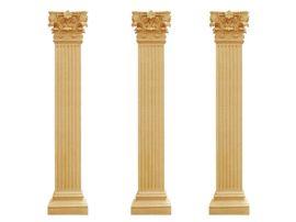 欧式建筑装饰柱 罗马柱方柱