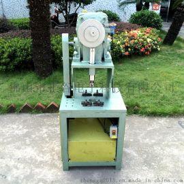 金属管材冲孔机-380V2.2KW立式经济型冲弧机(配模具)
