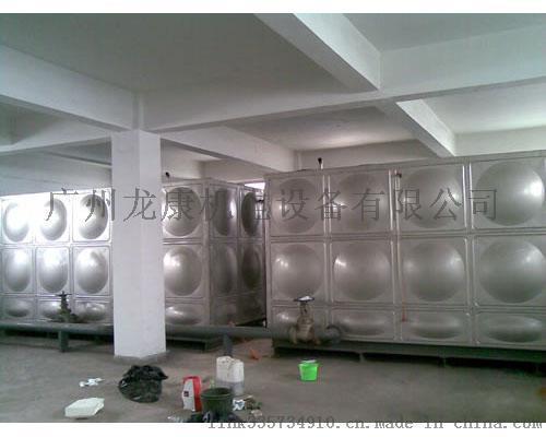 专业供应深圳市201|304不锈钢生活水箱|不锈钢消防水箱厂家价格