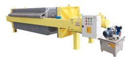 厂家生产禹龙马800型电镀废水处理厢式压滤机