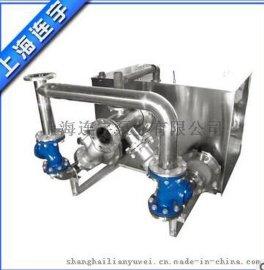 厂家专业提供 污水提升设备LYWSB 高品质不锈钢生活污水提升设备