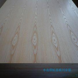 水曲柳贴面多层板 水曲柳贴面细木工板