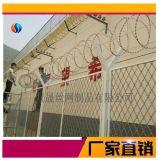 双晟衡水358防攀爬Y型监狱专用防护钢网墙生产厂家