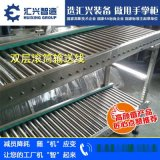 优质滚筒输送线 上下层滚筒输送线 滚筒组装包装生产线