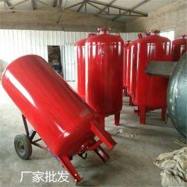 郑州直径800*1.0隔膜式稳压罐 气压罐