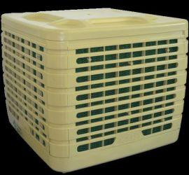 西安克诺工业冷风机|水冷空调|环保水空调|井水养殖厂房网吧车间单制专业水空调