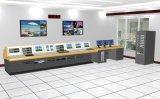 广电家具 虚拟演播室电视墙 演播室电视墙 切换设备操作台 非编台