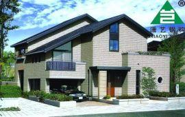 潇艺钢构q235钢结构房屋 环保又抗震