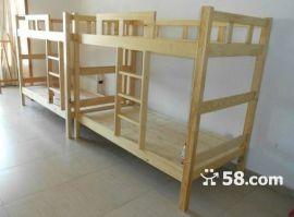 贵州实木公寓床,贵州实木高低床,久久乐厂家定制
