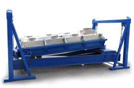 化肥专用平面回转筛,PMS平面回转筛,平面回转筛应用厂家