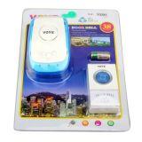 V009A无线交流数码门铃 150米远距离遥控无线门铃 家用门铃