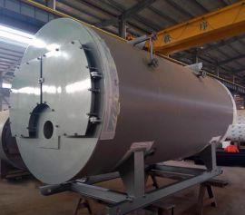 明信6t/h燃气燃油型蒸汽锅炉
