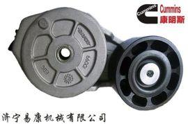 压路机康明斯QSF3.8发动机张紧轮