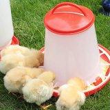 養雞連網料桶喂雞用飼料桶養殖雞食桶雞料槽雞食槽小雞喂食器料筒