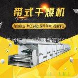 生產定製果蔬烘乾機 連續帶式乾燥機 全自動網帶式藥材乾燥機