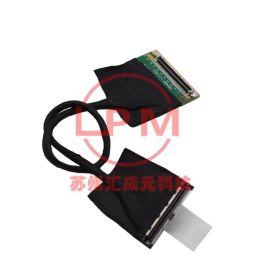 I-PEX 20438-040T-11 線對板主板測試屏線 極細同軸線