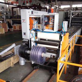 金韦尔PVC软门帘片材生产线价格技术参数 软门帘设备