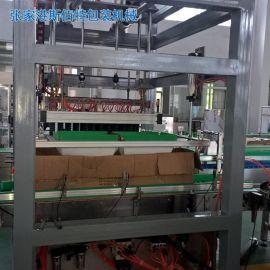高效率抓取式装箱机/多型号气缸移位抓取式装箱机