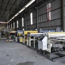 PE铝塑板材挤出生产设备 PE铝塑板挤出机