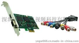 HD100EHDMI 1080P视频采集卡