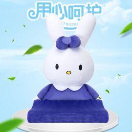 广州天然儿童乳胶枕头厂家护颈**超Q卡通天然儿童乳胶枕头厂家