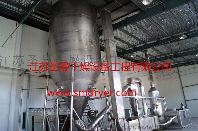 YPG-1600陶瓷粉压力喷雾干燥机