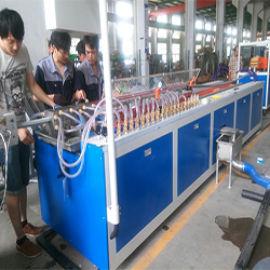 型材生产线, 塑钢pvc型材生产线