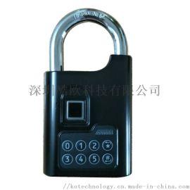 指纹挂锁PADLOCK1.0密码挂锁